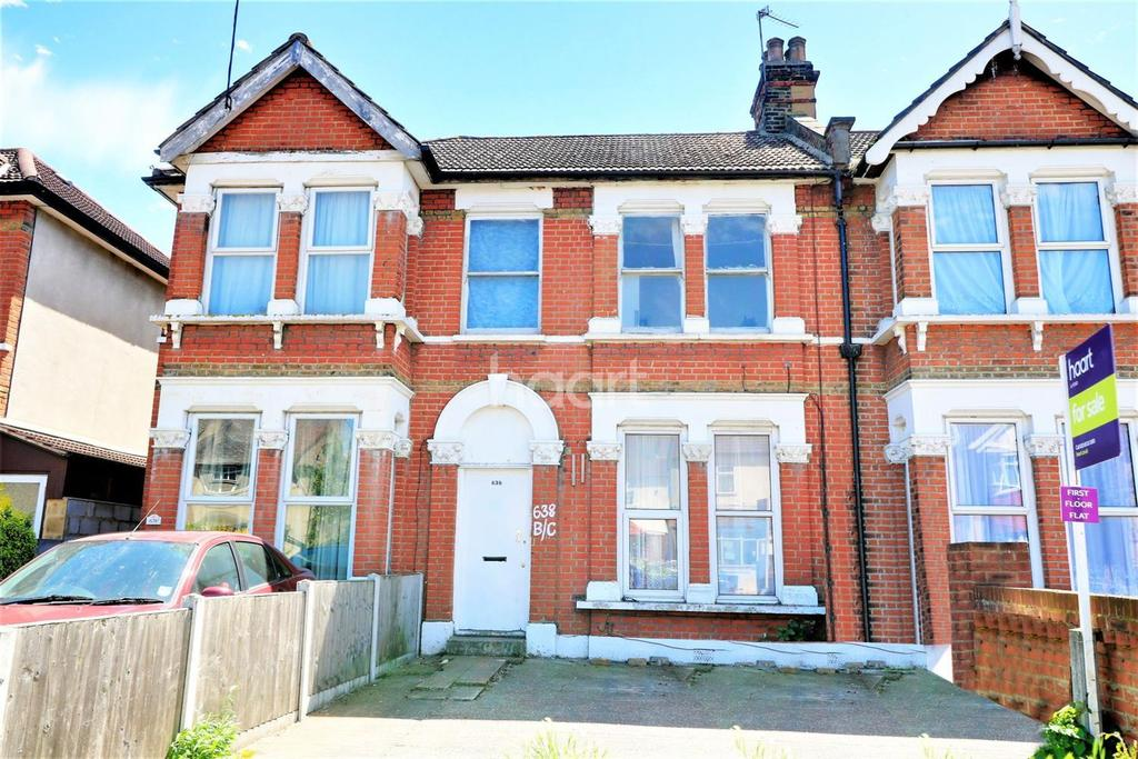 1 Bedroom Flat for sale in Green Lane, Goodmayes, Ilford, Essex