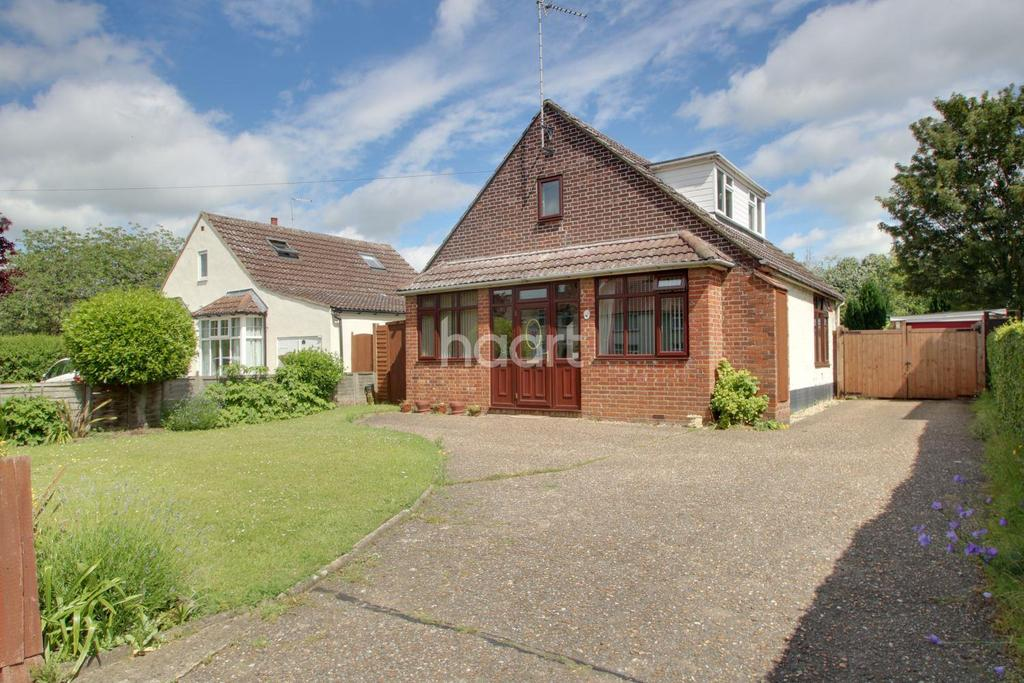 3 Bedrooms Detached House for sale in Bury St Edmunds