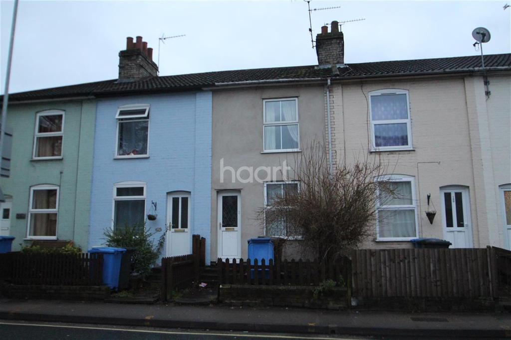 2 Bedrooms Terraced House for rent in St Helens Street, Ipswich