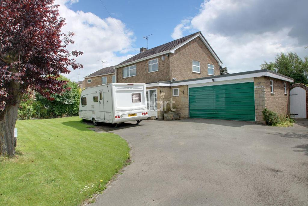 4 Bedrooms Detached House for sale in Main Road, Friday Bridge
