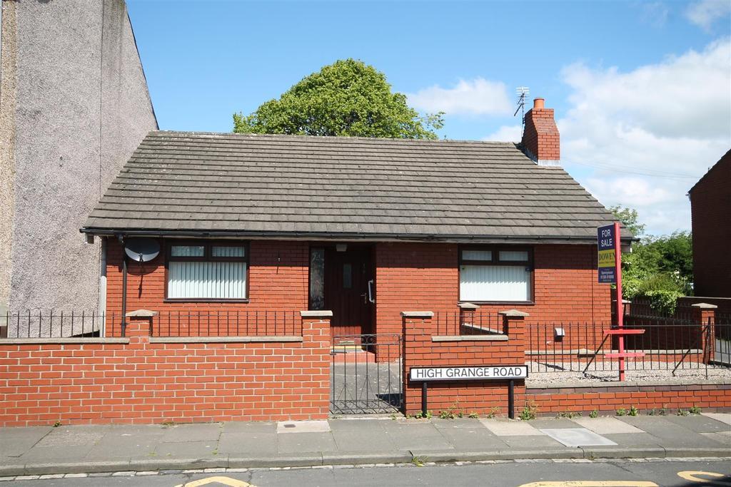 2 Bedrooms Detached Bungalow for sale in High Grange Road, Spennymoor