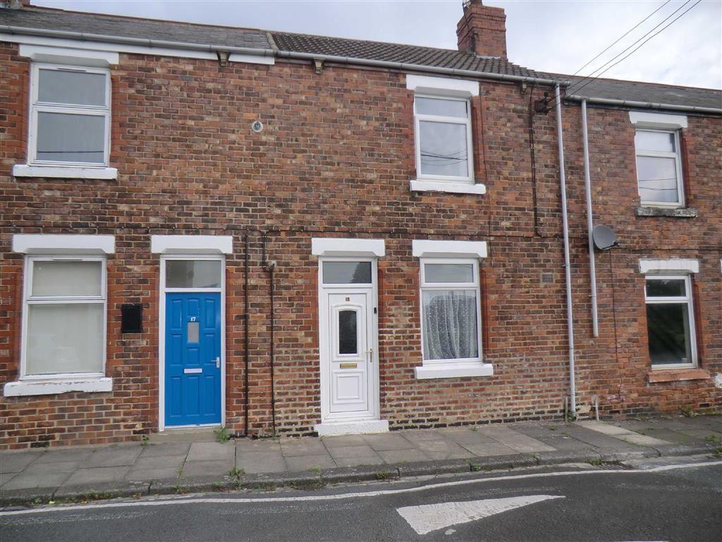 2 Bedrooms Terraced House for sale in 15, Watt Street, Ferryhill