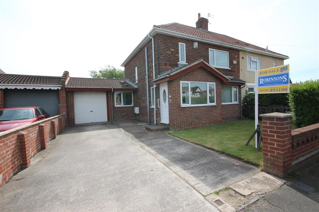 3 Bedrooms Semi Detached House for sale in Stockton Road, Hartlepool