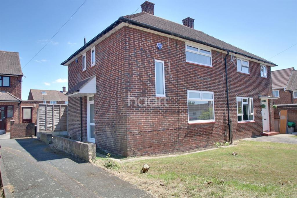 2 Bedrooms Semi Detached House for sale in Longtown Close, Harold Hill, RM3 7QP