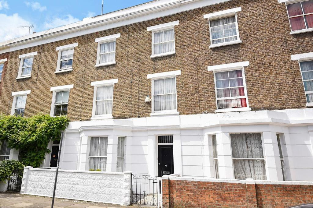 4 Bedrooms Terraced House for sale in Overstone Road, Hammersmith, W6