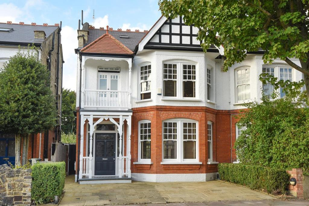 5 Bedrooms Terraced House for sale in Selborne Road, Southgate, N14