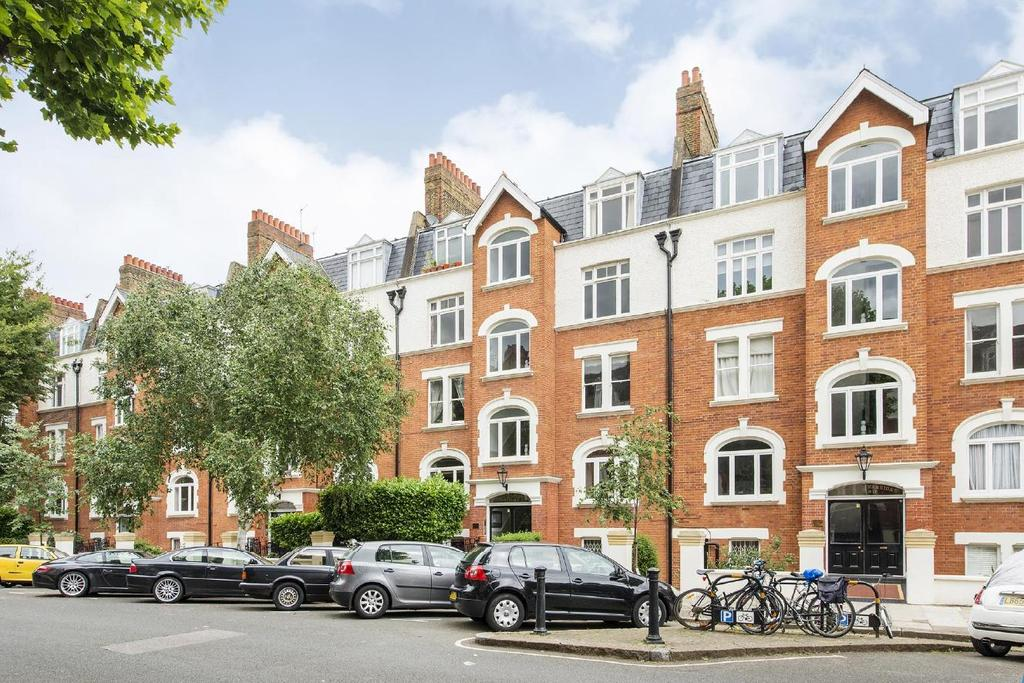 2 Bedrooms Flat for sale in Widley Road, Maida Vale