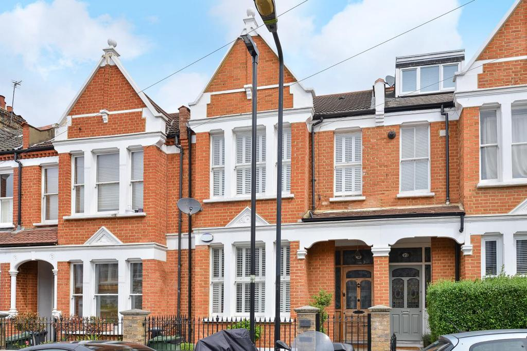 4 Bedrooms Terraced House for sale in Norfolk House Road, Streatham, SW16