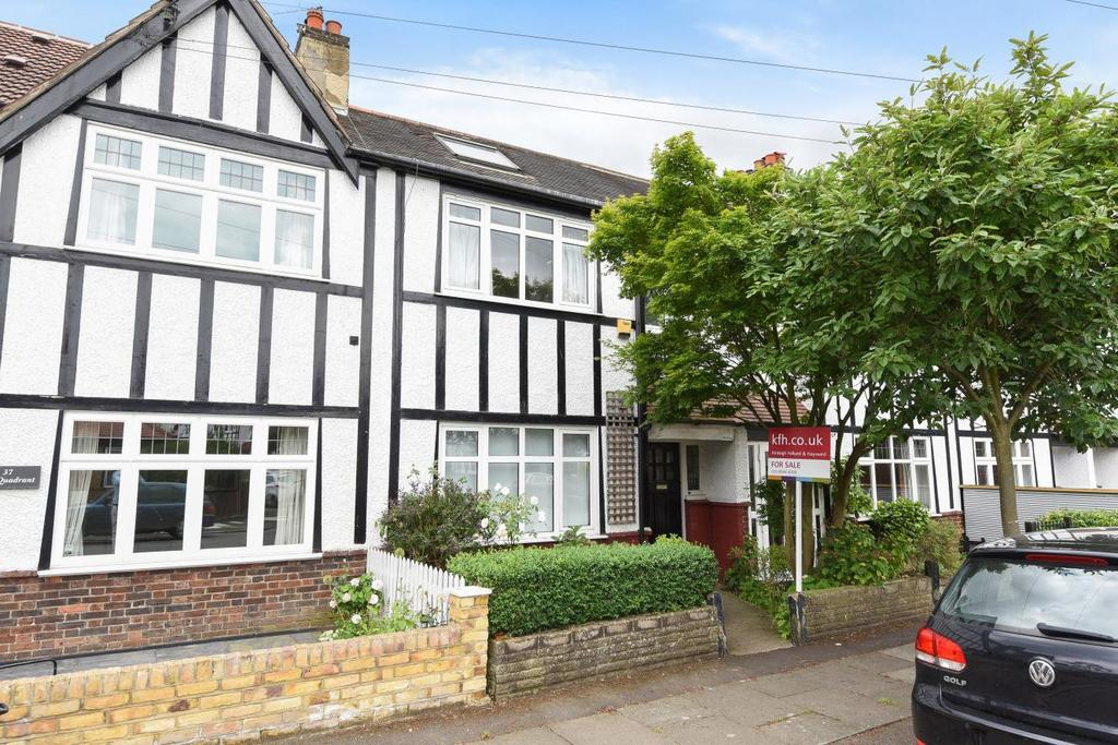 5 Bedrooms Terraced House for sale in The Quadrant, Wimbledon, SW20