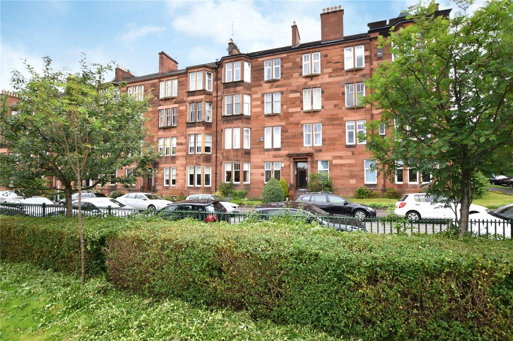 2 Bedrooms Apartment Flat for sale in 0/1, Naseby Avenue, Broomhill, Glasgow