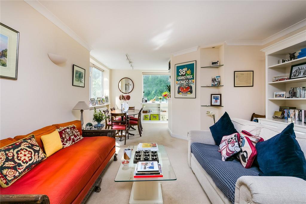 2 Bedrooms Flat for sale in Arundel Court, 43-47 Arundel Gardens, London