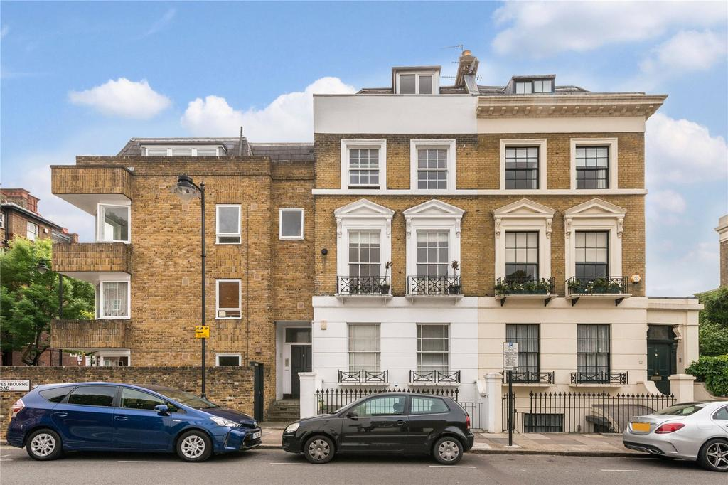1 Bedroom Flat for sale in Westbourne Road, London