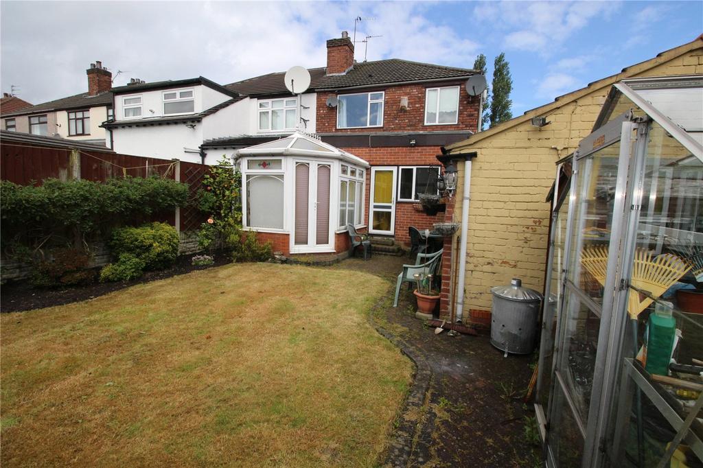 3 Bedrooms Semi Detached House for sale in Queenscourt Road, Liverpool, Merseyside, L12