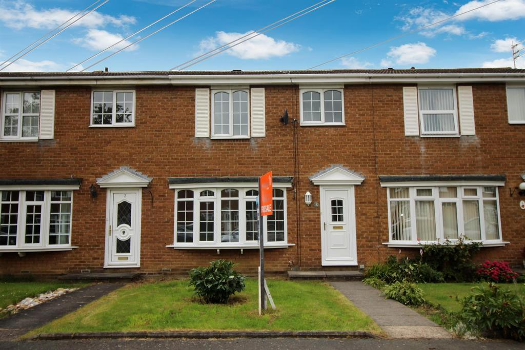3 Bedrooms House for sale in Drysdale Court, Brunswick Village, Newcastle Upon Tyne