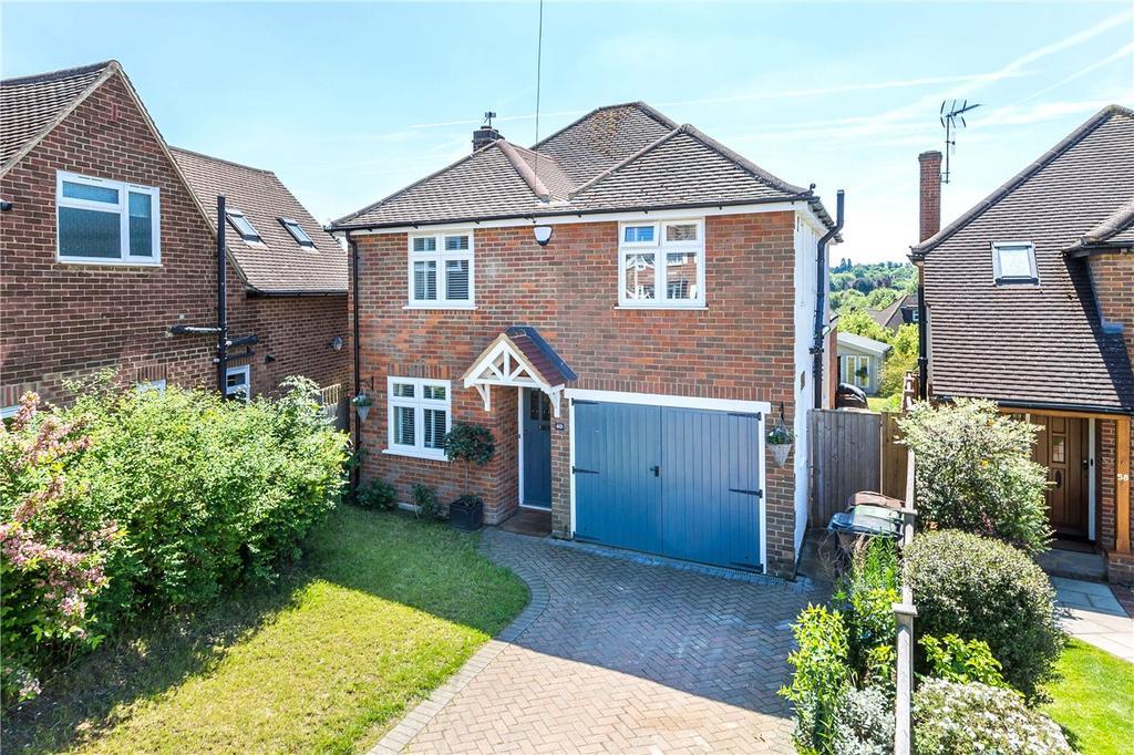 4 Bedrooms Detached House for sale in Topstreet Way, Harpenden, Hertfordshire
