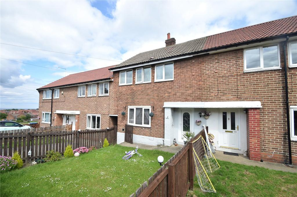 3 Bedrooms Terraced House for sale in Heathway, Seaham, Co.Durham, SR7
