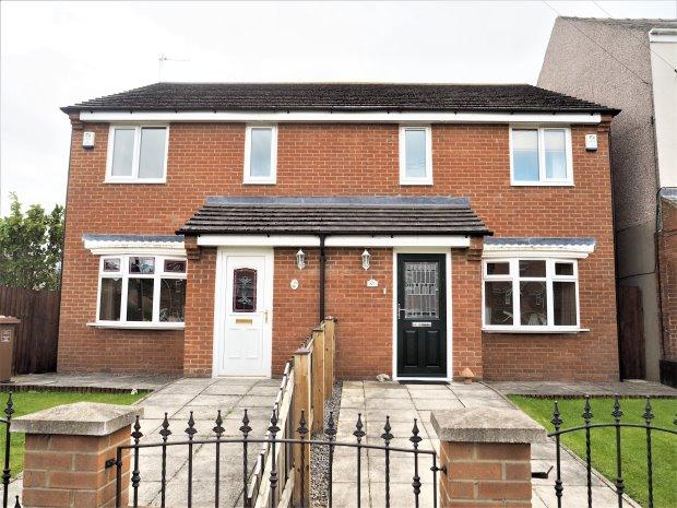 3 Bedrooms Semi Detached House for sale in CASTLE VIEW, CASTLETOWN, SUNDERLAND NORTH