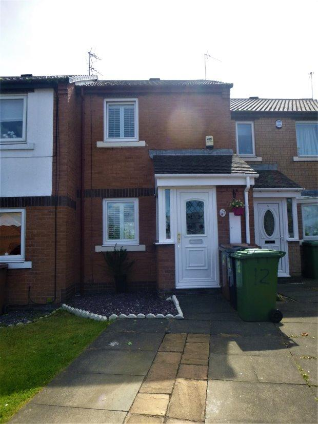 2 Bedrooms Semi Detached House for sale in THE LEAZES, OFF CHESTER RD, SUNDERLAND NORTH