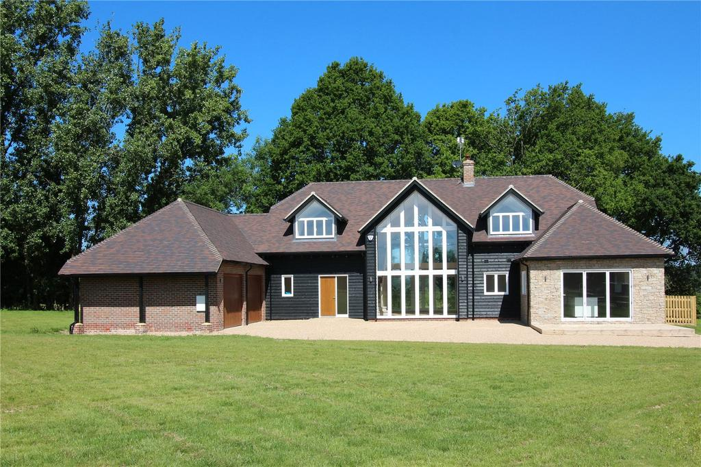 4 Bedrooms Detached House for sale in Butcherfield Lane, Hartfield, East Sussex