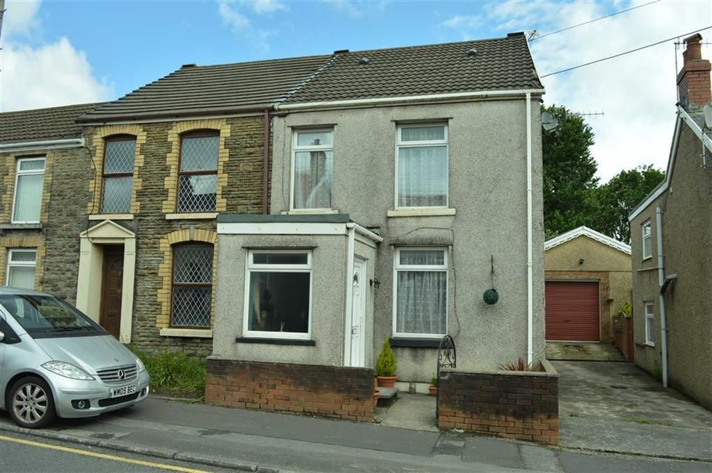 3 Bedrooms End Of Terrace House for sale in Loughor Road, Swansea, SA4