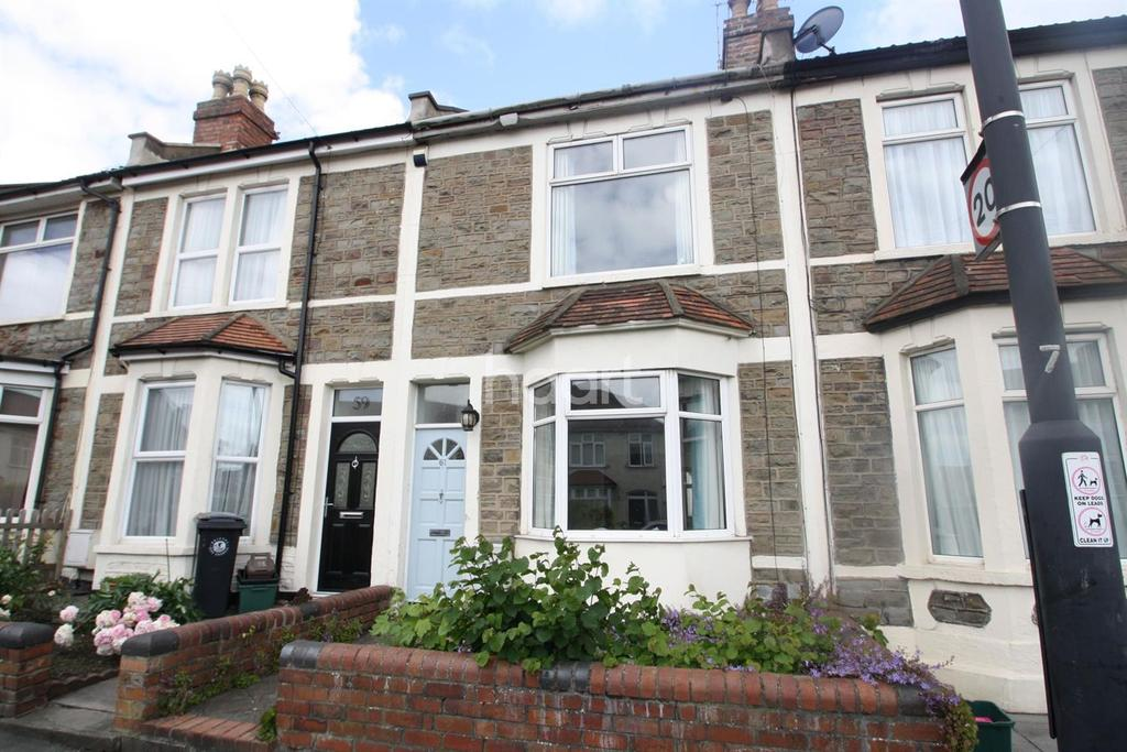 3 Bedrooms Terraced House for sale in Fishponds, Bristol
