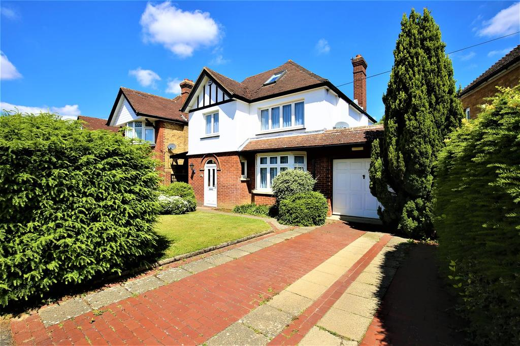 4 Bedrooms Detached House for sale in Cranborne Avenue, Maidstone