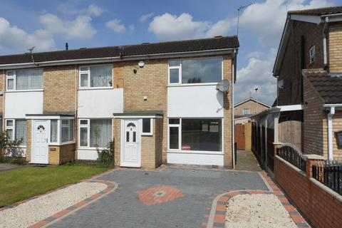 2 bedroom townhouse to rent - Kincaple Road, Leicester LE4
