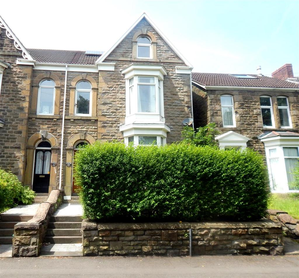 5 Bedrooms Semi Detached House for sale in Springfield Street, Morriston, Swansea