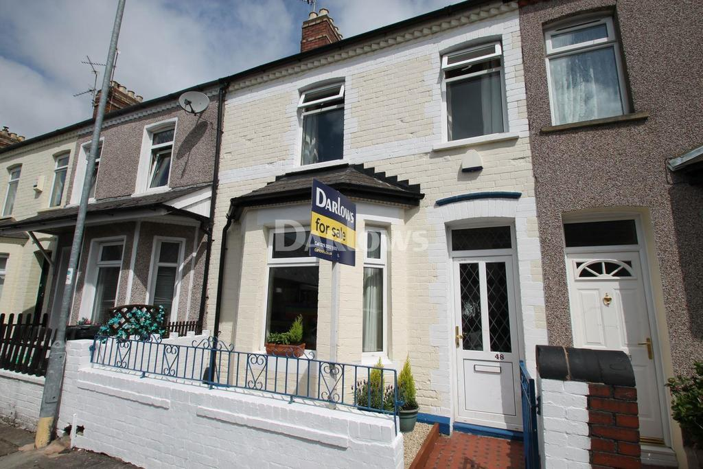 3 Bedrooms Terraced House for sale in Pembroke Road, Canton