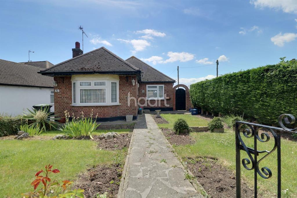 2 Bedrooms Bungalow for sale in Whitehouse Road, Leigh-On-Sea