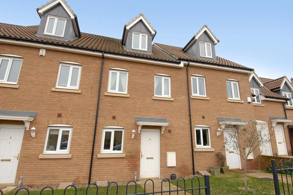 3 Bedrooms Terraced House for sale in Daly Drive, Bromley, BR1