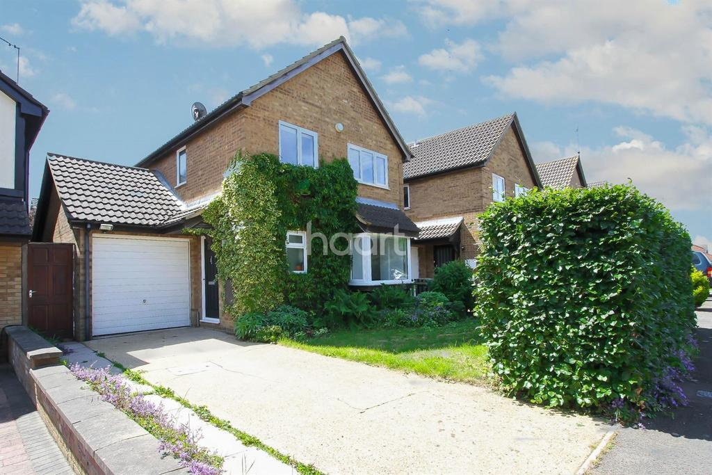 4 Bedrooms Detached House for sale in Kestrel way