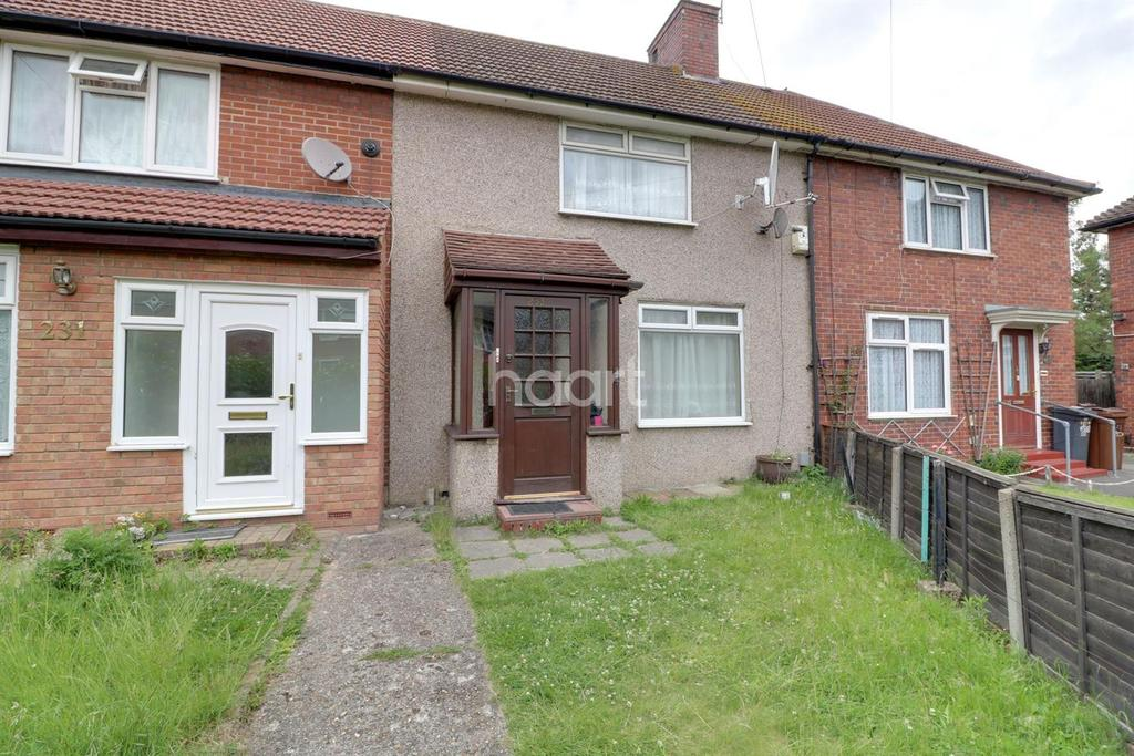 3 Bedrooms Terraced House for sale in Lodge Avenue