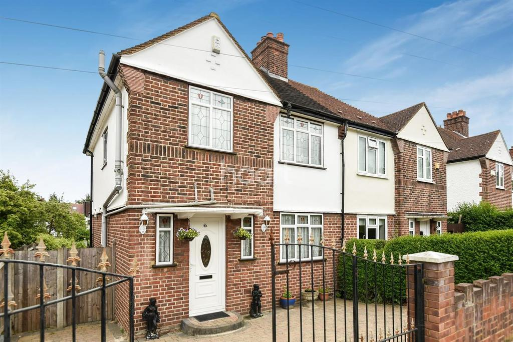 3 Bedrooms Semi Detached House for sale in Moore Road, Upper Norwood, SE19