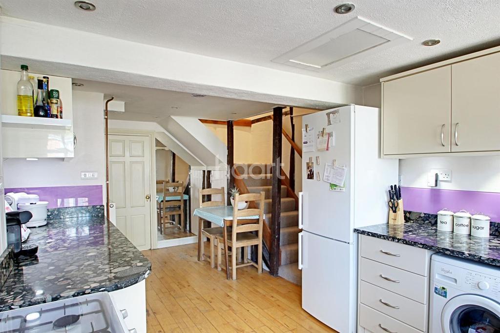 2 Bedrooms Terraced House for sale in Rayne Road, Braintree