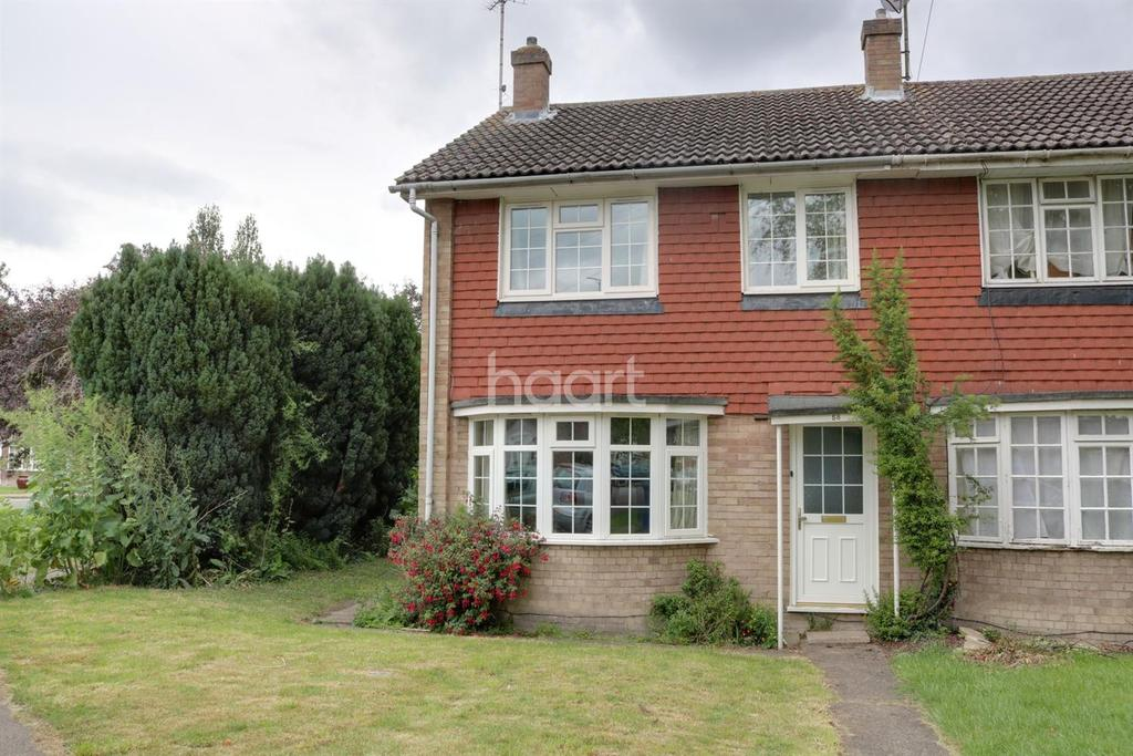 3 Bedrooms End Of Terrace House for sale in Malvern Road, Cherry Hinton