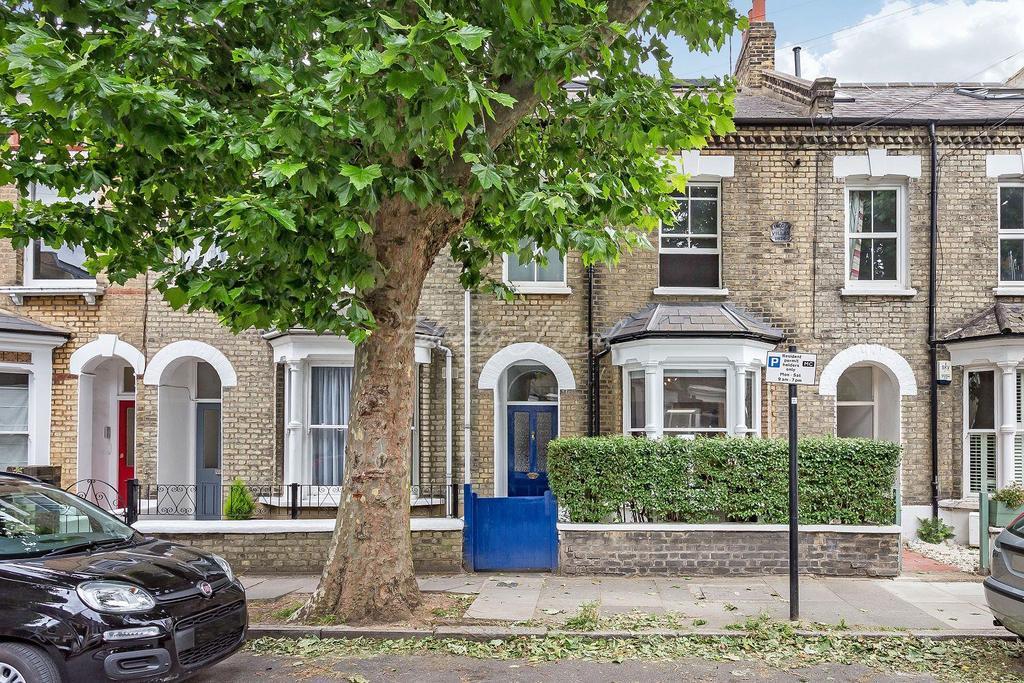 4 Bedrooms Terraced House for sale in Elliott Road, Chiswick W4