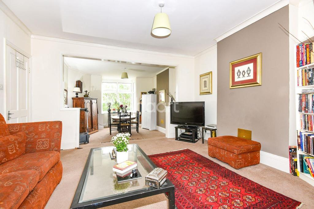 4 Bedrooms Detached House for sale in Ross Road, South Norwood, SE25