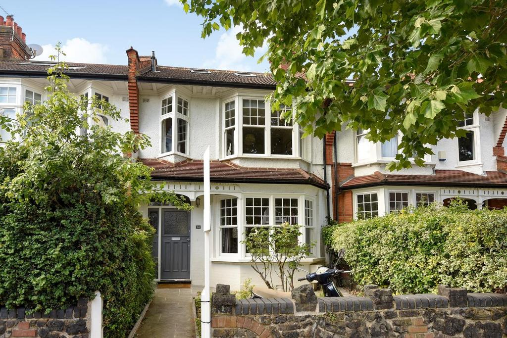 4 Bedrooms Terraced House for sale in Oakfield Road, Southgate, N14