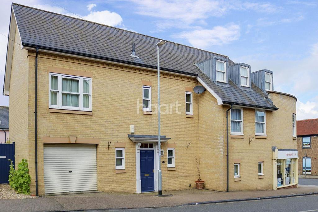 4 Bedrooms End Of Terrace House for sale in Bury St Edmunds