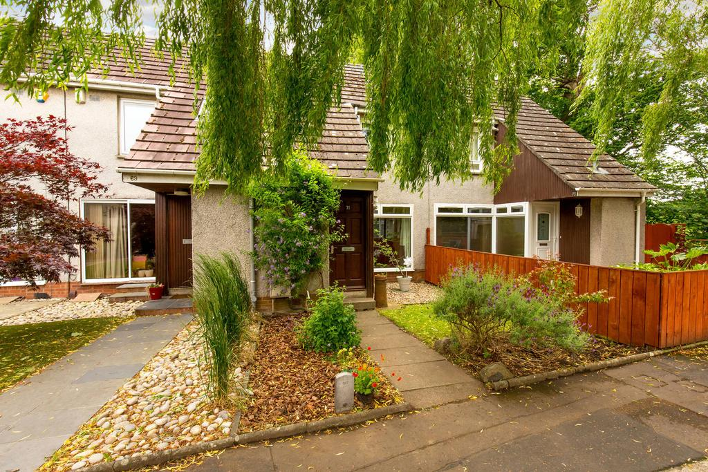 3 Bedrooms Terraced House for sale in 71 Strathalmond Road, Cammo, EH4 8HP