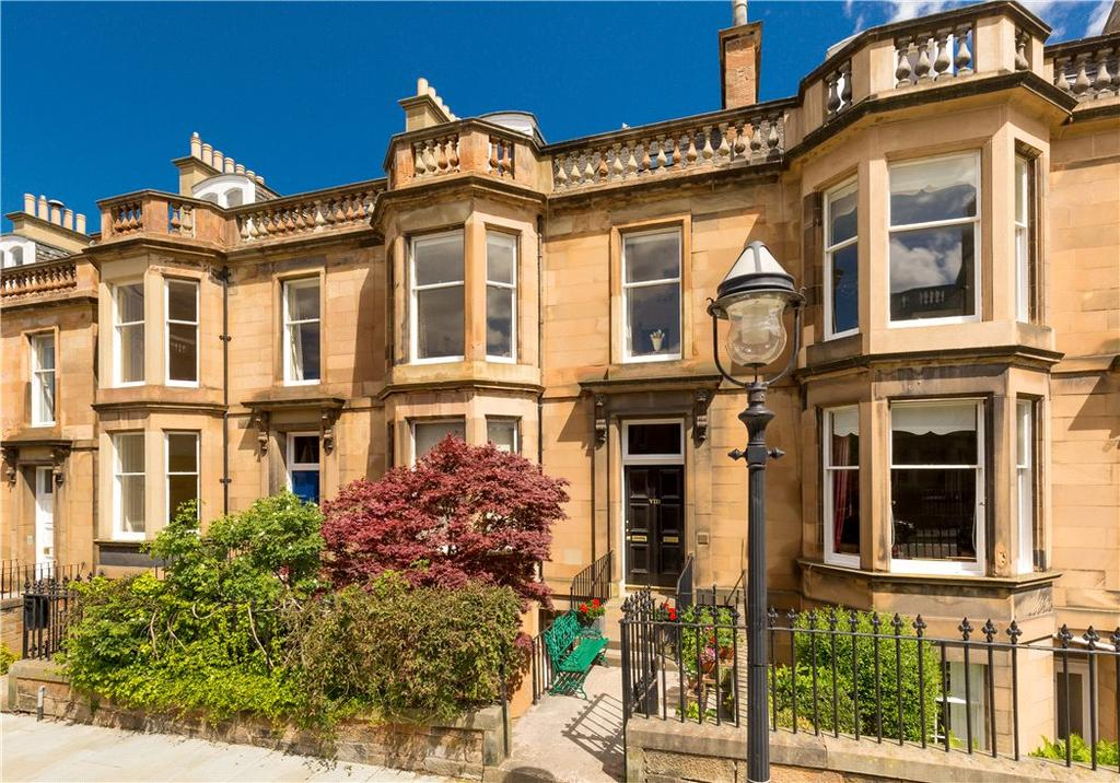 4 Bedrooms Flat for sale in Lennox Street, Edinburgh, Midlothian, EH4