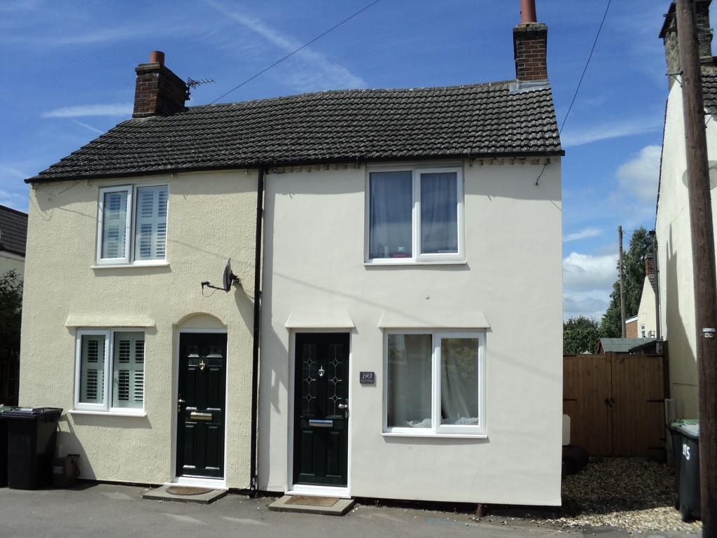 2 Bedrooms Cottage House for sale in High Street, Arlesey SG15