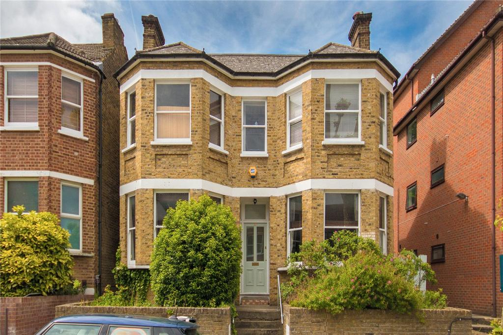 2 Bedrooms Flat for sale in Thornlaw Road, West Norwood, London, SE27