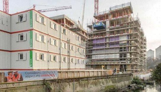 2 Bedrooms Penthouse Flat for sale in Ram Brewery, Wandsworth, London, SW18