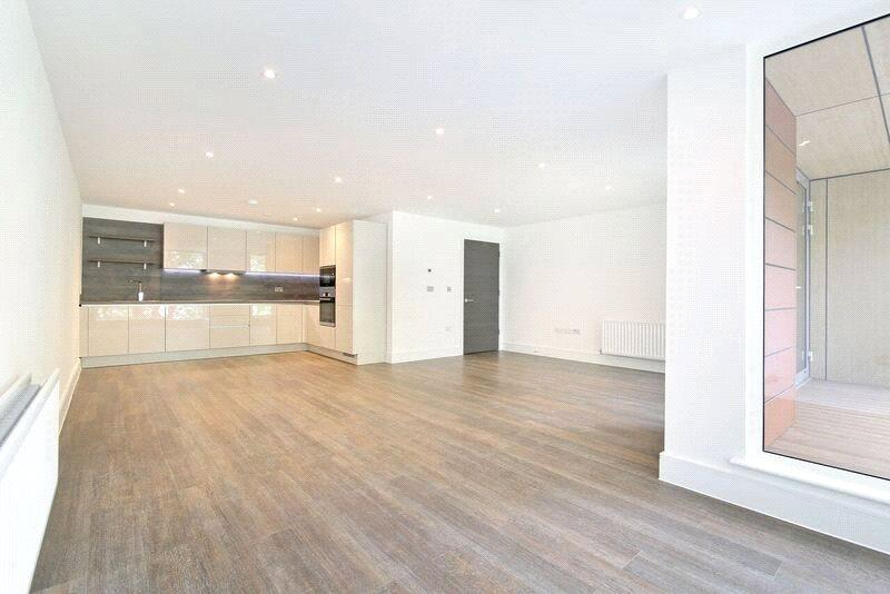 2 Bedrooms Flat for sale in Tavern Quay, Rope Street, London, SE16