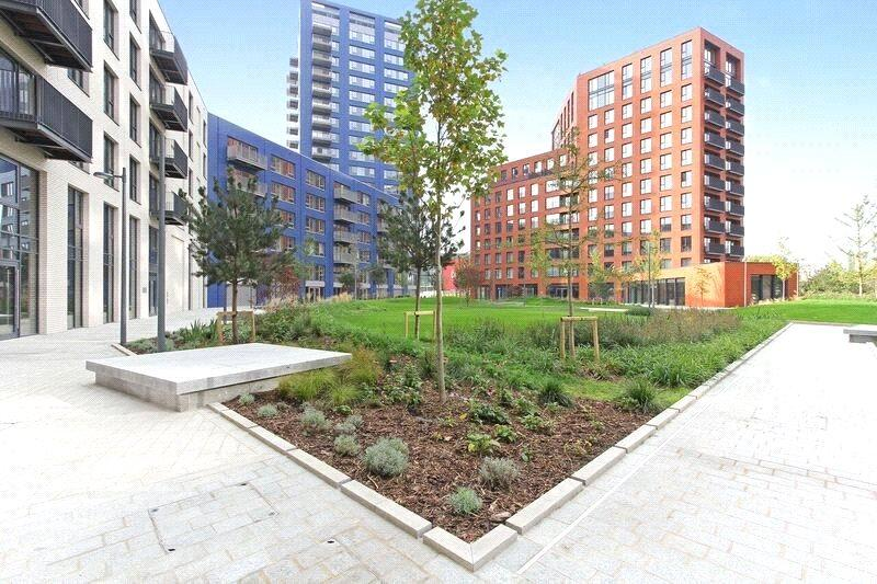 2 Bedrooms Flat for sale in City Island, London, E14