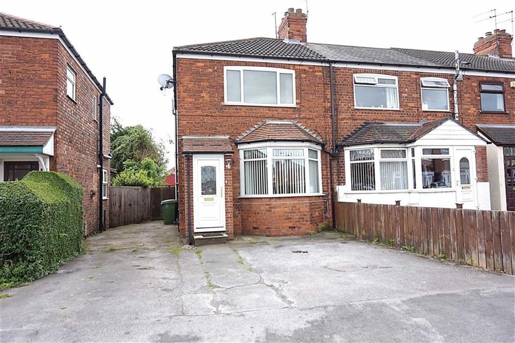 2 Bedrooms End Of Terrace House for sale in Seaton Road, Hessle, Hessle, HU13