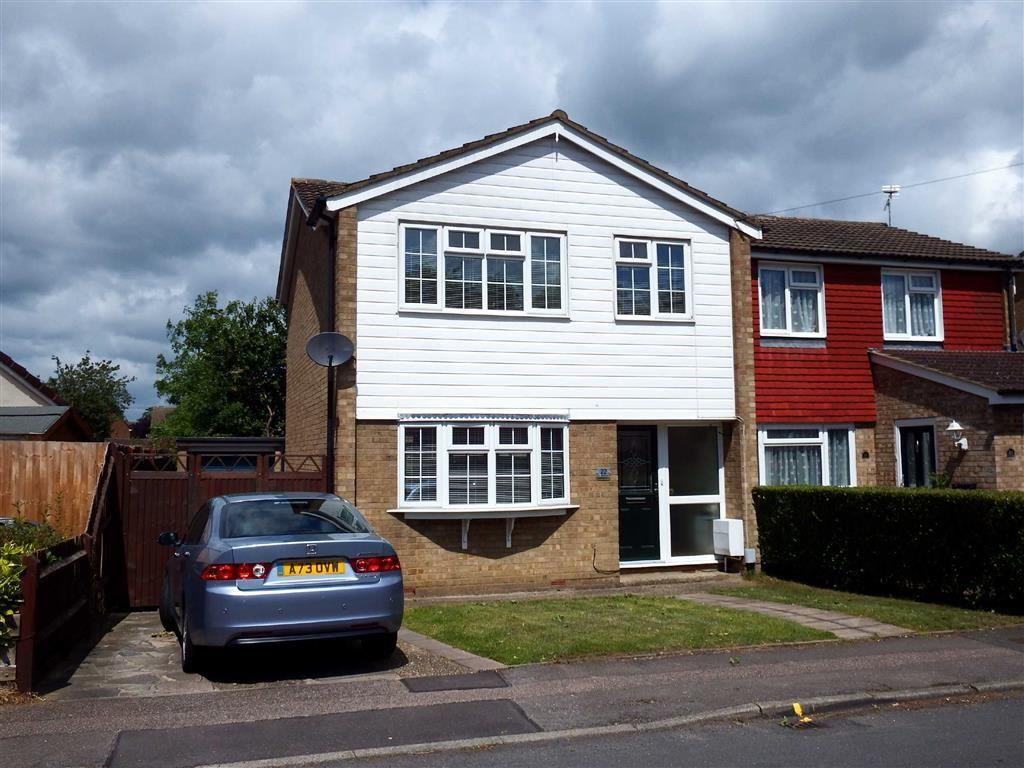 3 Bedrooms Semi Detached House for sale in Huntingdon Road, Stevenage, Hertfordshire, SG1