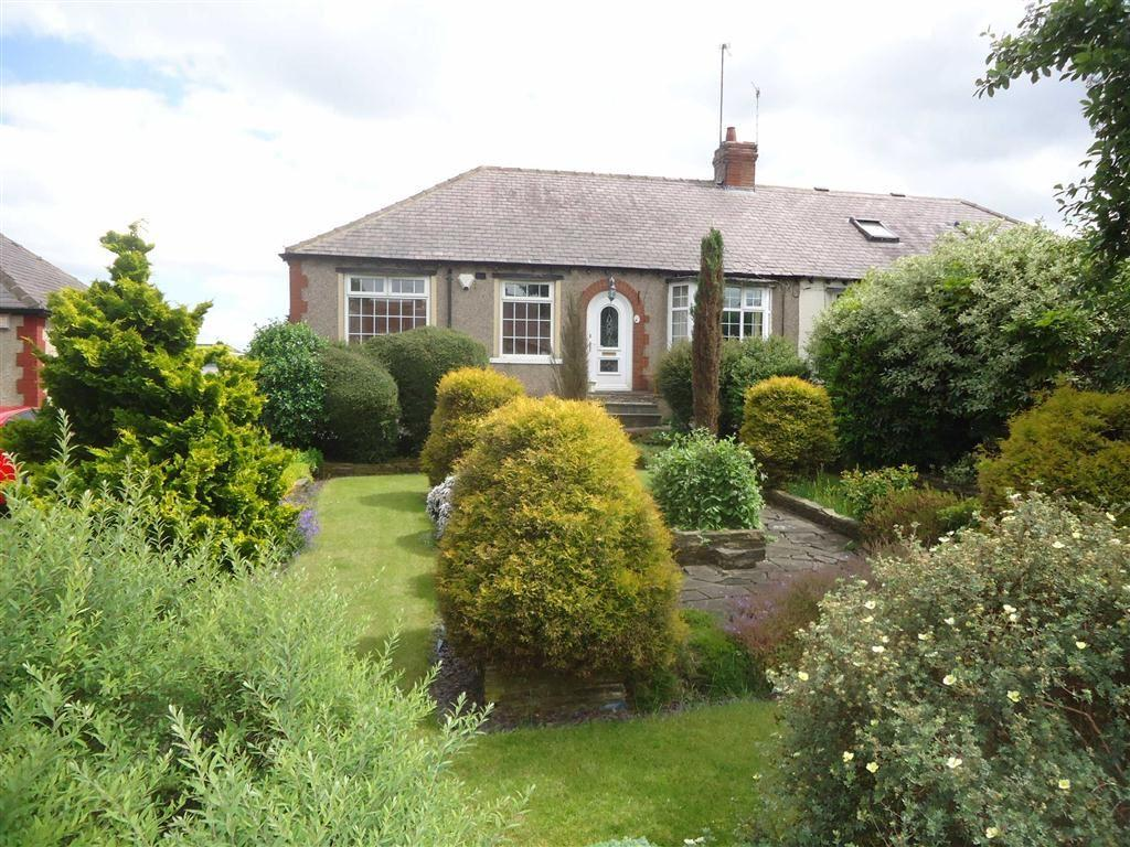 3 Bedrooms Semi Detached Bungalow for sale in Hutton Road, Bradford, West Yorkshire, BD5